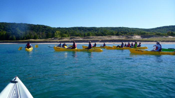 Crystal River Guided Kayak Tours